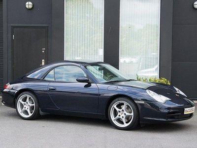 begagnad Porsche 911 Carrera Cabriolet 911 996 2 3.6 320hk