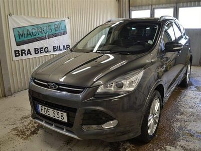 gebraucht Ford Kuga Business ED / Aut / Drag / Toppfin
