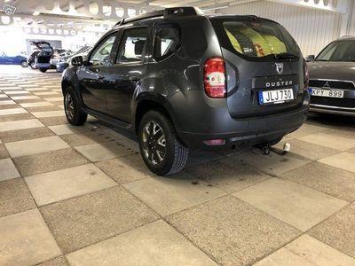 begagnad Dacia Duster 1.6 4x4 105hk Dragkrok