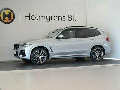 begagnad BMW X3 xDrive 30e M Sport Drag Aktiv Fartpilot HiFi