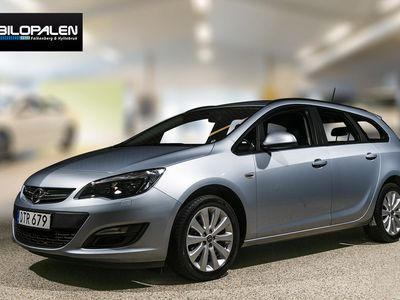 begagnad Opel Astra Drive Sports Tourer 1.4