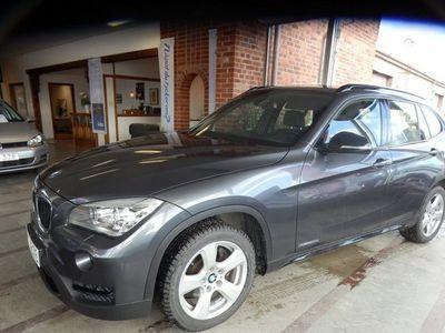 begagnad BMW X1 2,0 TDI Sport X- Drive 184hk 4WD Automat