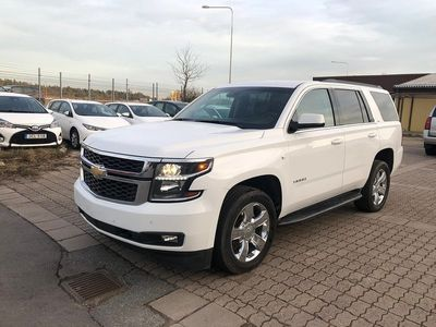 begagnad Chevrolet Tahoe LS 5.3 V8 9-SITS ECOFLEX DRAG 2-ÅRS GARANTI