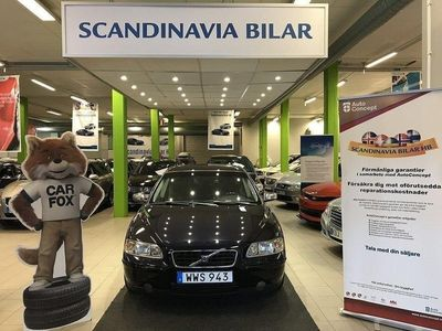 begagnad Volvo S60 2,5T Sport Edition Välvårdad