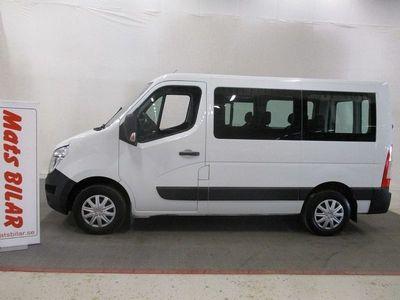brugt Nissan NV400 2,3 Dci 145 Hk 9 Sits Euro6 -16