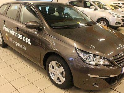 begagnad Peugeot 308 SW ACTIVE BlueHDi120 Aut 2016, Kombi 209 900 kr