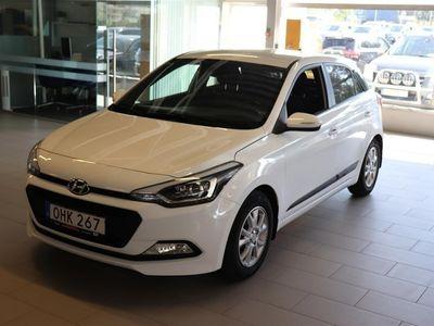 begagnad Hyundai i20 Hy1.2 M5 Go Edition