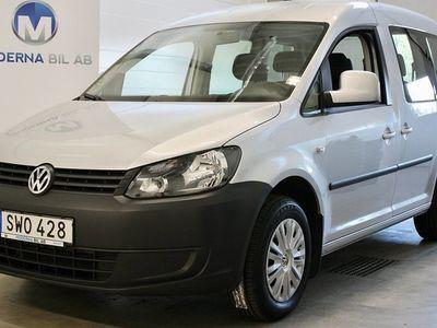begagnad VW Caddy Maxi Life 1.2 TSI 105hk