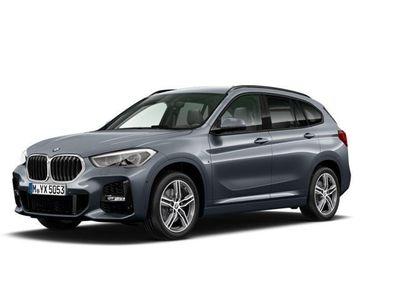 begagnad BMW X1 xDrive20d M Sport Navi Drag Backkamera HiFi