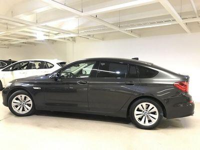 gebraucht BMW 535 Gran Turismo d xDrive Skinn Komfortstolar 4-Zon