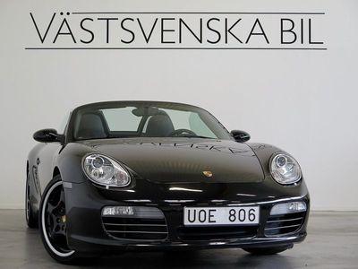 begagnad Porsche Boxster S 295hk *Svensksåld*