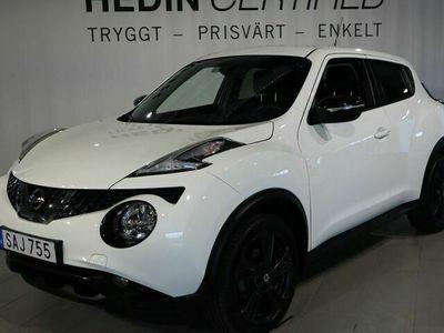 begagnad Nissan Juke 1.2 DIG - T Manuell, 115hk connecta