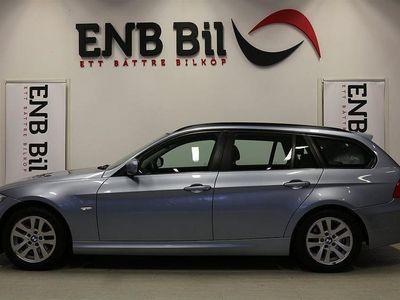 begagnad BMW 320 D TOURING LCI D-VÄRMARE DRAG SPORT BT