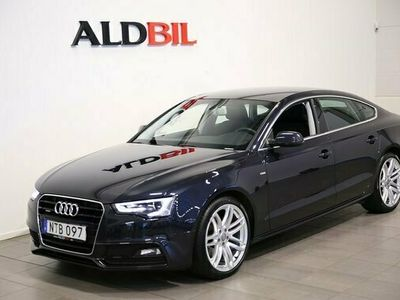 "begagnad Audi A5 Sportback TDI 2.0 Quattro Sports Edition Plus 19"" 2016, Sportkupé Pris 249 000 kr"