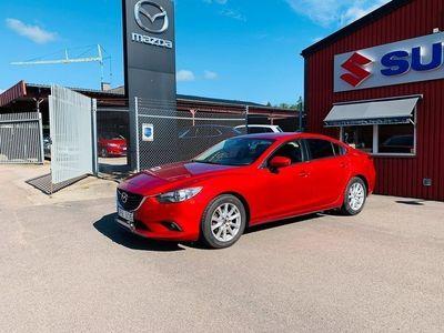 begagnad Mazda 6 Sedan Vision Automat 150hk