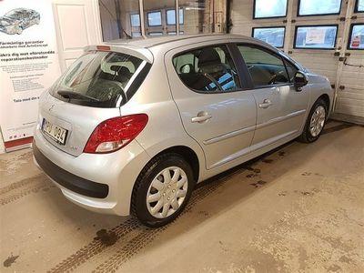begagnad Peugeot 207 1.4 HDi 5dr /Nyservad/MKT Välvårdad