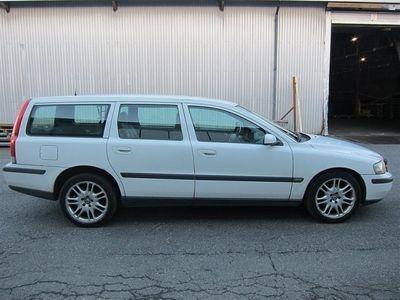 begagnad Volvo V70 2.4T 1 ägare
