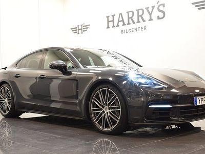 begagnad Porsche Panamera 4 E-Hybrid PDK Panorama, Apple Car Play 2018, Halvkombi 1 078 000 kr