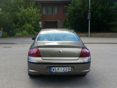 begagnad Peugeot 407 st 2,0 tiptr -05