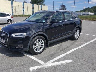 used Audi Q3 2.0 TDI quattro -12