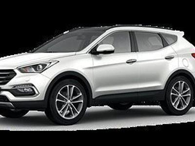 begagnad Hyundai Santa Fe 2.2 CRDi A6 4WD PremiumPlus 5