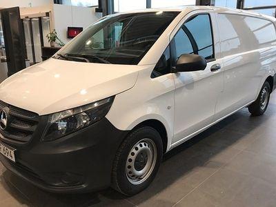 begagnad Mercedes Vito 114 CDI 7G-Tronic Plus Euro 6 136hk