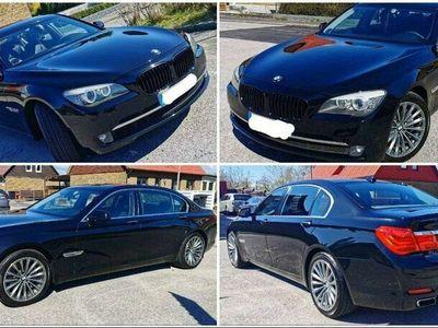 begagnad BMW 740L i lång modell 3.0 2xTurbo