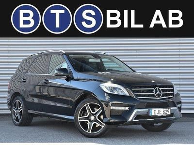 begagnad Mercedes 350 ML Benz4MATIC Automat 2013, SUV 229 900 kr