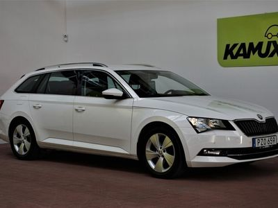 used Skoda Superb 2.0 TDI Ambition Drag S&V-Hjul 150hk
