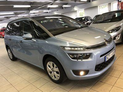 gebraucht Citroën Grand C4 Picasso 1.6HDi*Aut*7-Sits*Ut -14