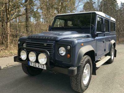 begagnad Land Rover Defender 110 SW (122hk)