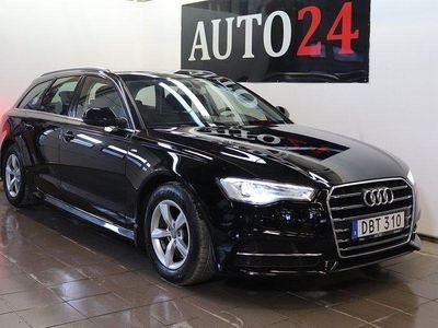 begagnad Audi A6 2,0 Skattefri S-Line D-värmare Drag A