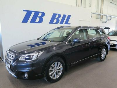 begagnad Subaru Outback 2.5 4WD BASE Lineartronic Euro 6 175hk
