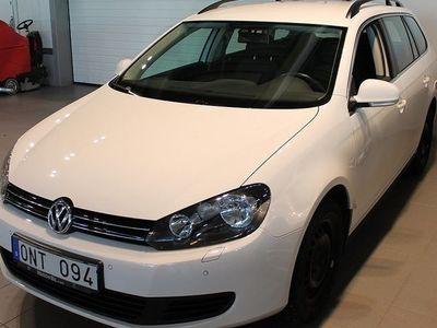 begagnad VW Golf 1.6 TDI 105hk