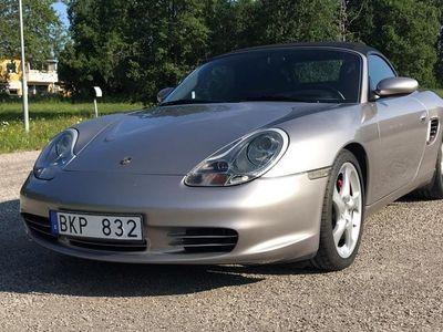 begagnad Porsche Boxster S 3,2