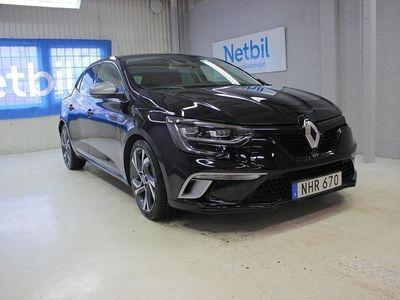 begagnad Renault Mégane GT 1.6 TCe 205hk BOSE / Nyservad