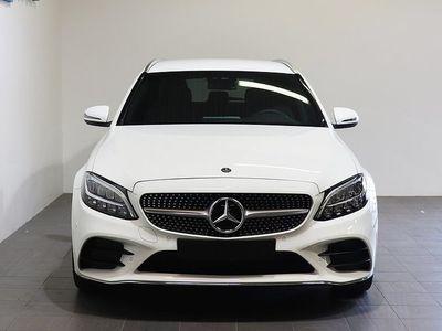 begagnad Mercedes C200 d Kombi Fleet