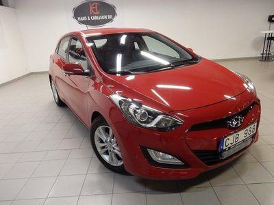 begagnad Hyundai i30 1,6 Crdi Premium