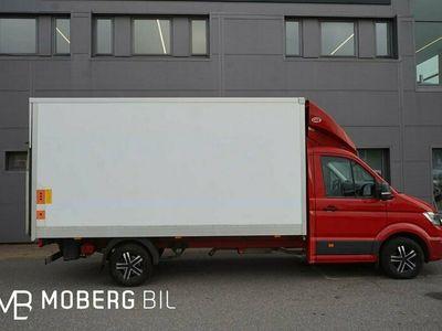 begagnad VW Crafter 2.0 TDI 177hk Volymskåp BG-Lyft Värmare