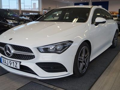 begagnad Mercedes 200 CLA BenzShooting Brake AMG Sport 2020, Sportkupé 359 000 kr