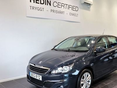 brugt Peugeot 308 1.6 Blue Hdi Active