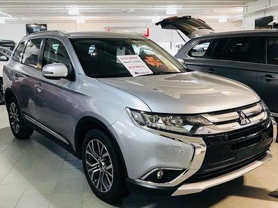 gebraucht Mitsubishi Outlander 2.2 D 4WD 7-Sits SISTA BILEN