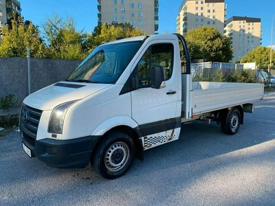 begagnad VW Crafter Chassi 35 2.5 TDI 136hk
