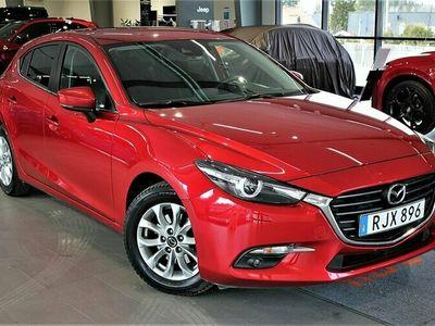 begagnad Mazda 3 Sport Vision 1,5 DE 1005hk Aut - Garanti 6 år, Rattvärme, NAV