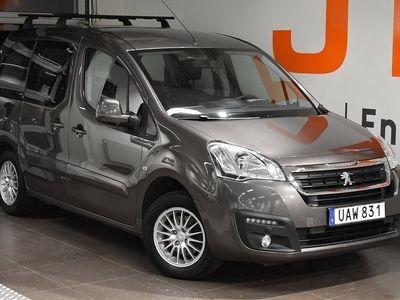 begagnad Peugeot Partner Tepee Active+ 1,6 BlueHDi 100