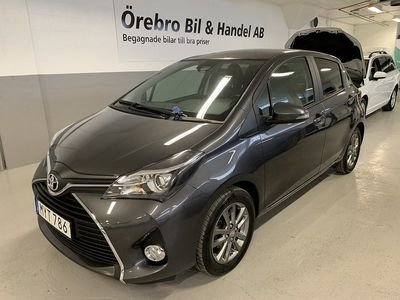 brugt Toyota Yaris 1.33 5D Edition Feel 3300 Mil -16