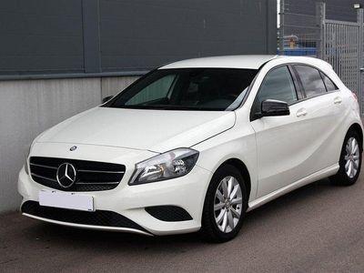 begagnad Mercedes A180 Euro 6 122hk 10.000 MIl
