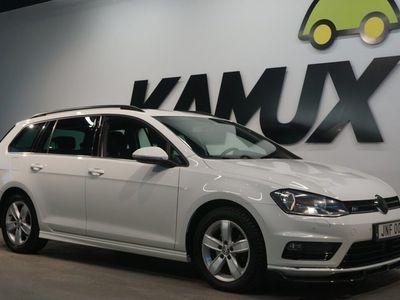 begagnad VW Golf SC 2.0 TDI R-Line Dynaudio S&V-Hjul 150hk