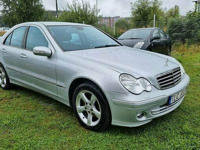 begagnad Mercedes C180 dealer