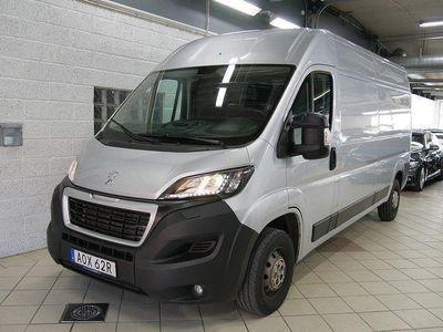 begagnad Peugeot Boxer Van 2.0 163hk PRO+ L3H2 13m3 Le